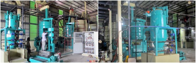 oil processing machine manufacturer