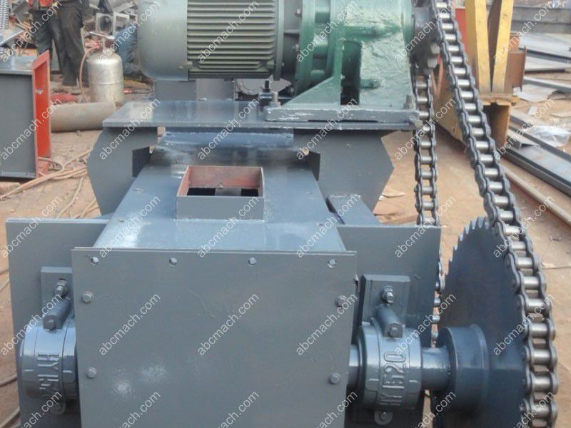 oil processing scraper conveyor