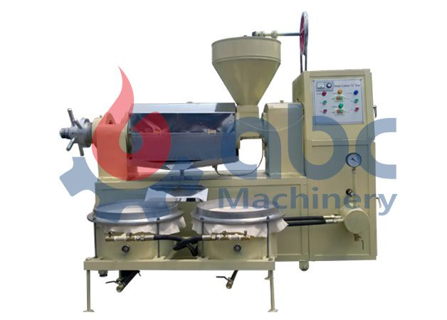 oil seed screw press machine with oil filters for sales