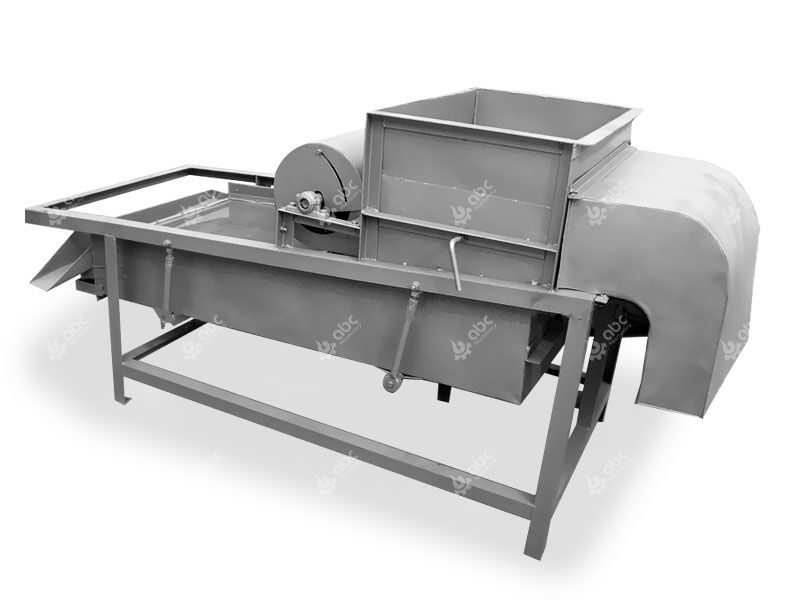 Oilseed cleaning sieve