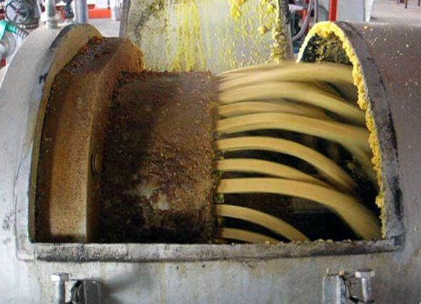 oilseed expanding process