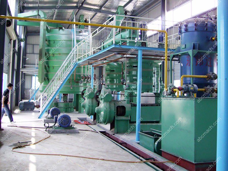 oilseeds processing equipment