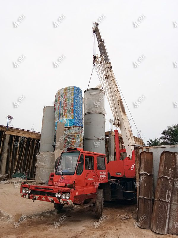 palm kernel oil refinery machine
