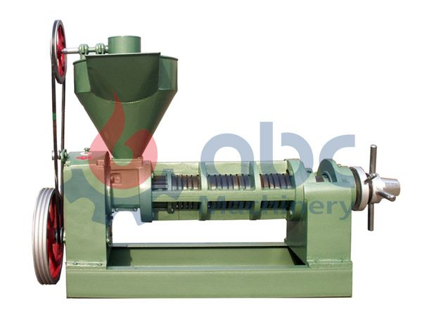 YZS-120 Palm kernel pumpkin seed peanut oil expeller for sale - wholesale price