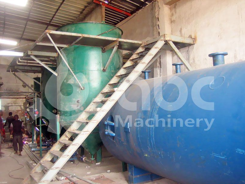 Mini Palm OIl Fractionation Factory