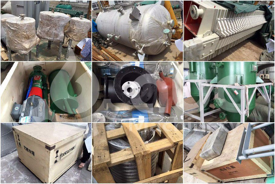other palm oil refining and fractionation equipments for processing edible palm oil