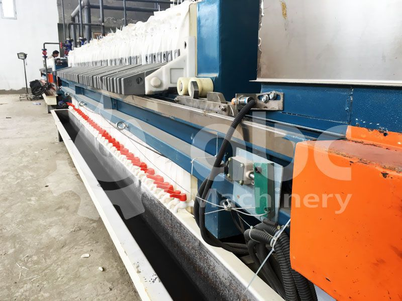 percise filter press