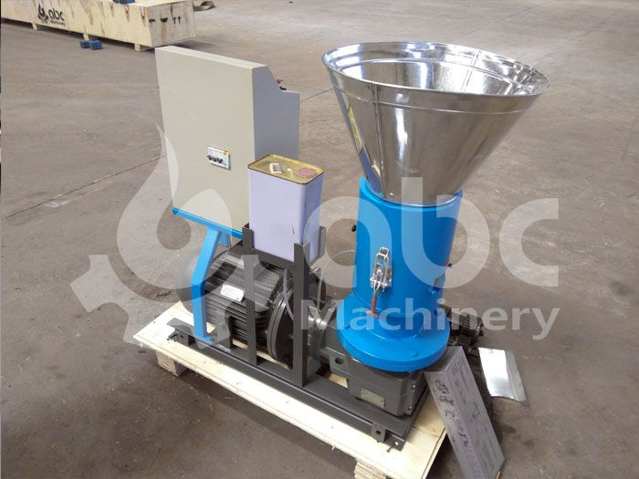 pine sawdust pelletizer mill for home processing