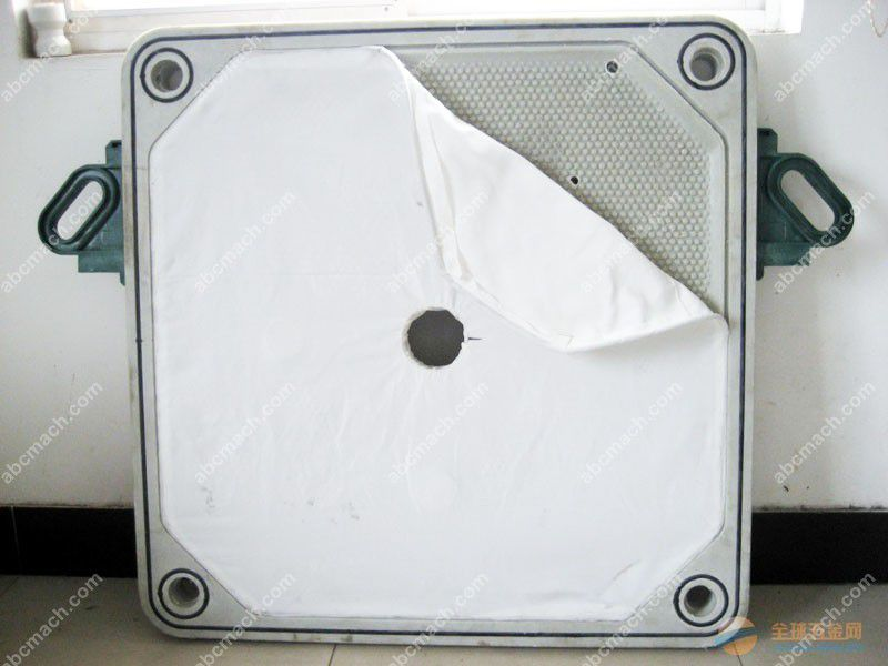plate and frame filter cloth