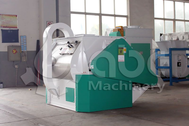 poultry animal mixing machine for starting your own feed mill