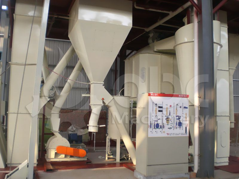 cost of building a poultry feed mill plant