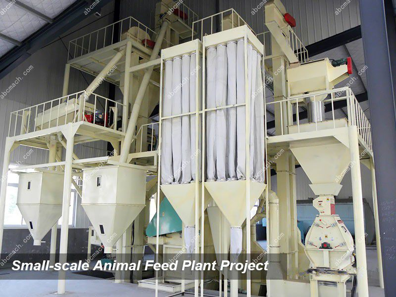 poultry feed milling equipment for small scale factory