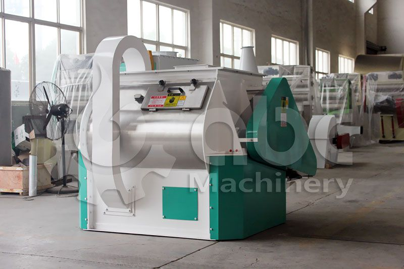poultry feed mixing machinery for full scale production line