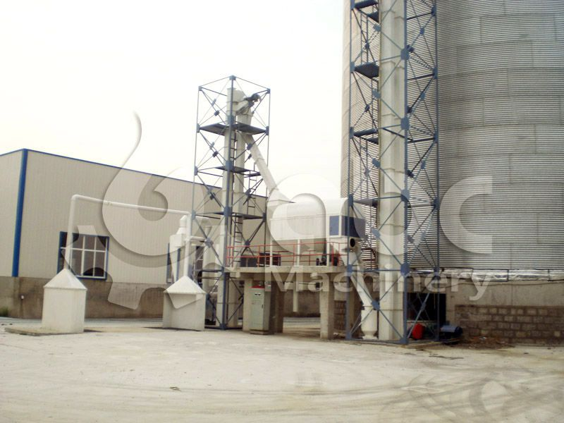 run a poultyr feed manufacturing company