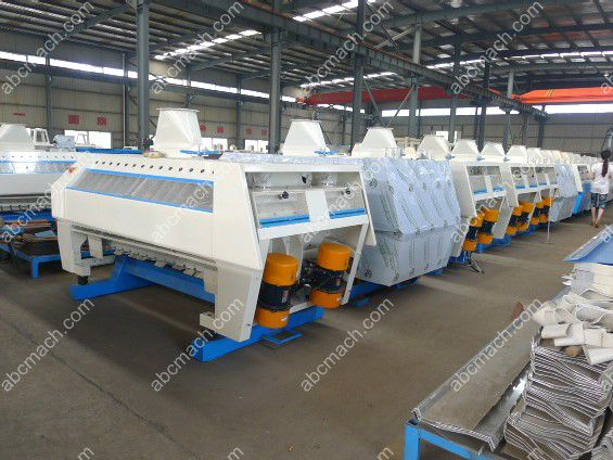 purifier wheat milling machinery
