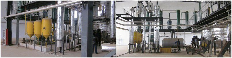 rice bran oil extraction plant large scale