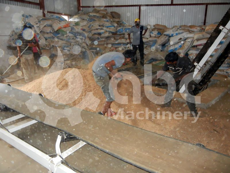 saw dust for pelletizing production plant