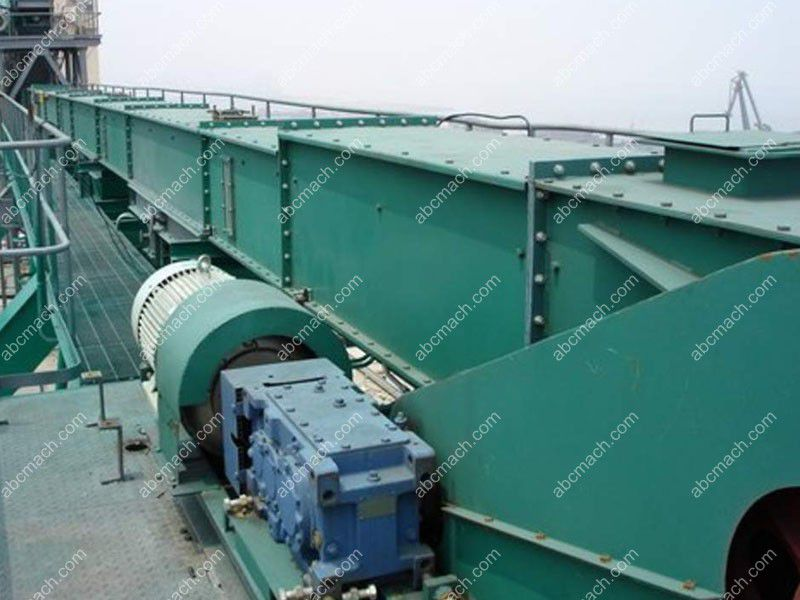scraper conveyor of vegetable oil plant