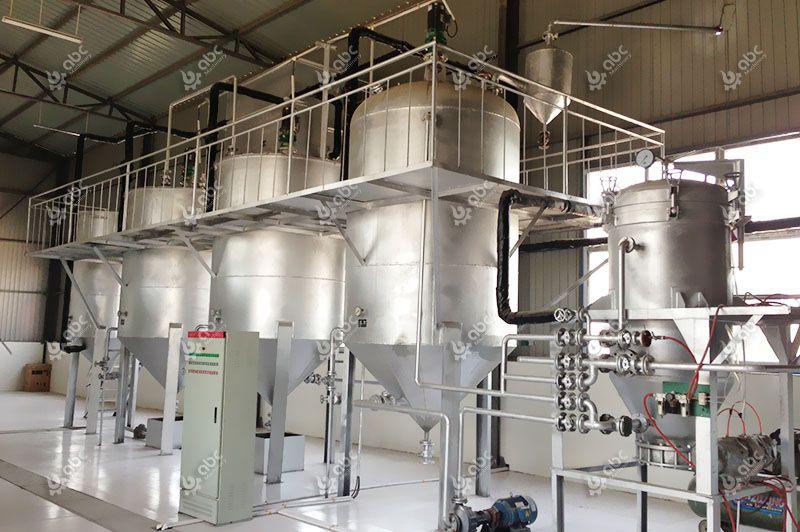 Best Castor Oil Extraction Machine Manufacturer Amp Supplier