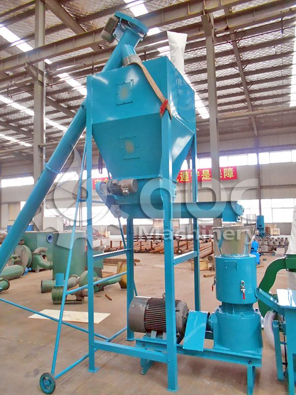 cheap cattle feed mill for small feed making factory