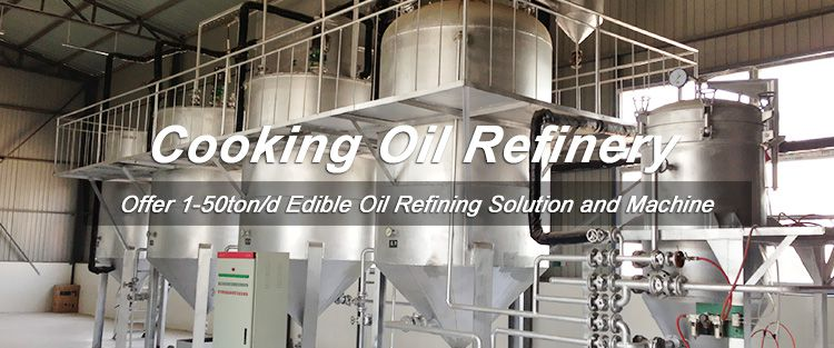 small oil refinery machine