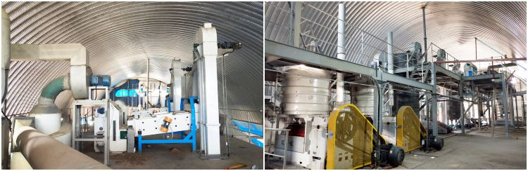 small corn oil mill machine for sale - suitable for processing various oilseeds