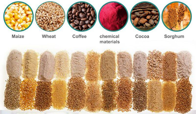 small flour milling machine business applications