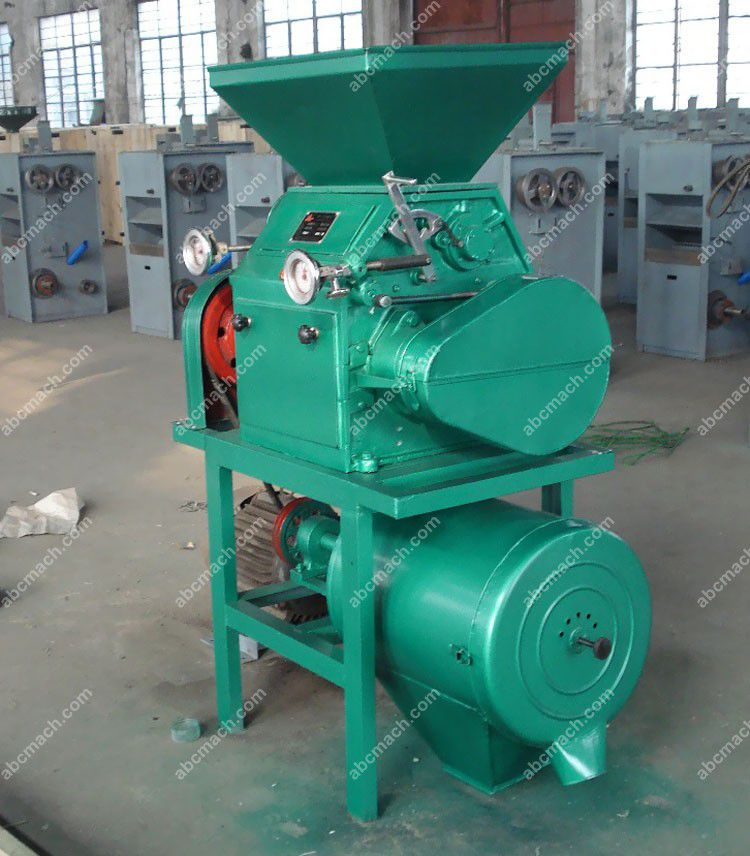 small flour milling machine for sale at low price