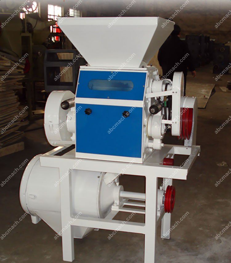 small grain flour milling machine manufacturer