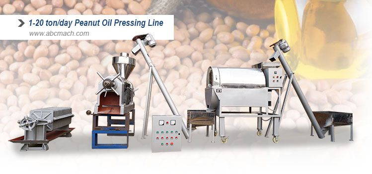 small groundnut oil manufacturing unit for sale