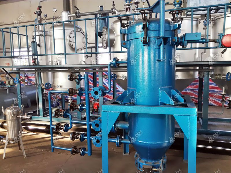 small mustard oil refining equipment for mini cooking oil factory