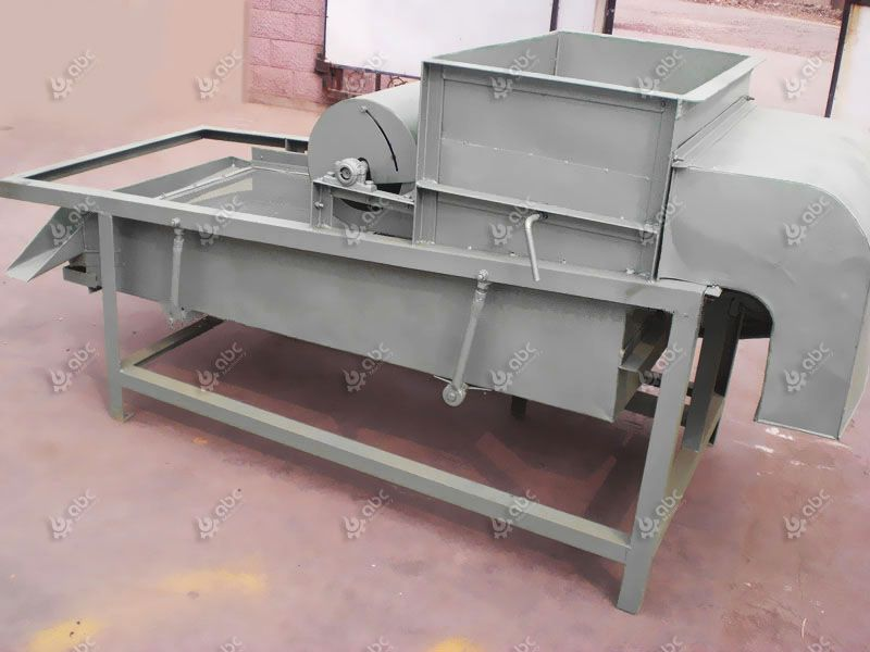 small oilseeds cleaning machine