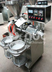 Sesame Oil Making Machine Exported to Guatemala