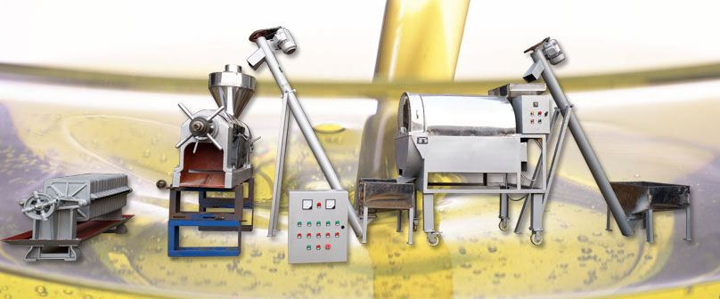 small vegetable oil processing equipment for mini production line