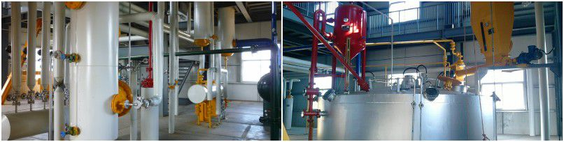 solvent extraction machines for sunflower oil