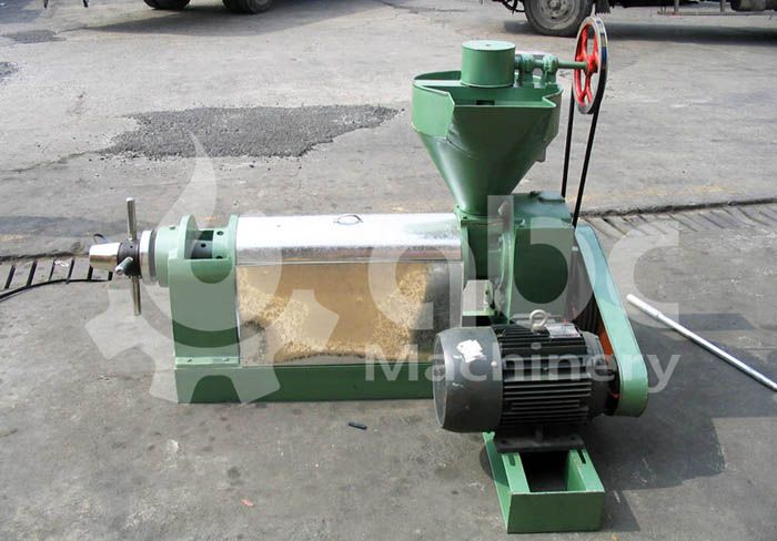 electic soybean oil press expeller for sale - making premium vegetable seeds oil