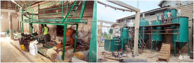 medium scale soybean processing mill project report