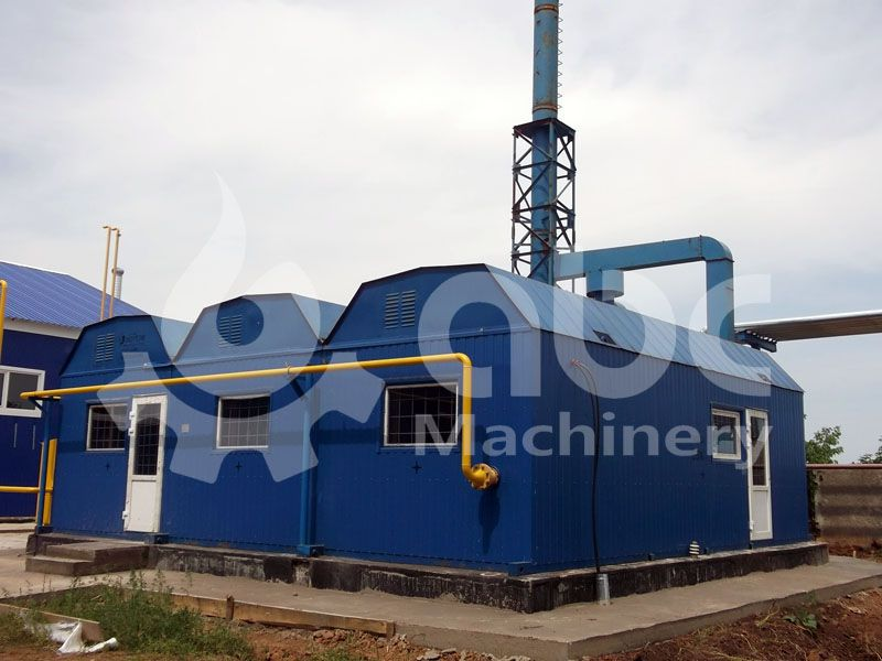 large scale sunflower oil manufacturing factory