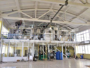 10TPD Sunflower Oil Pressing & 3TPD Refining Plant in Moldova