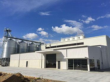 160TPD wheat flour plant built in New Zealand