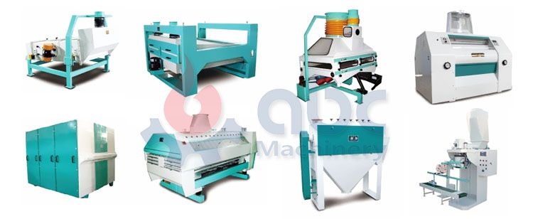 wheat flour machine for business