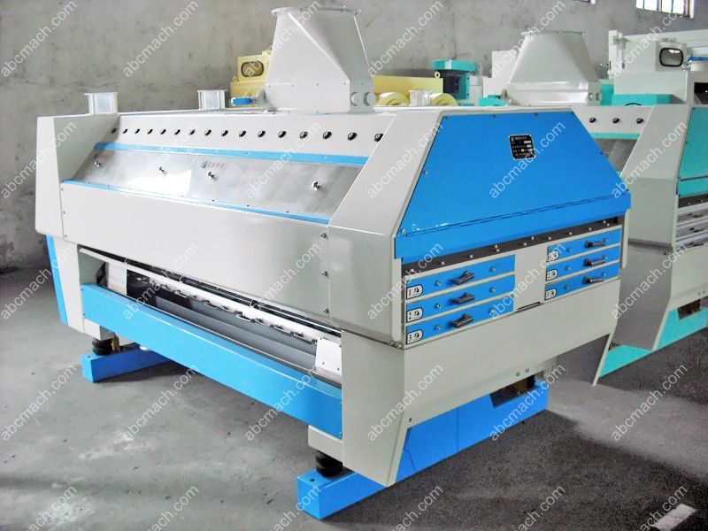 wheat mill machinery purifier