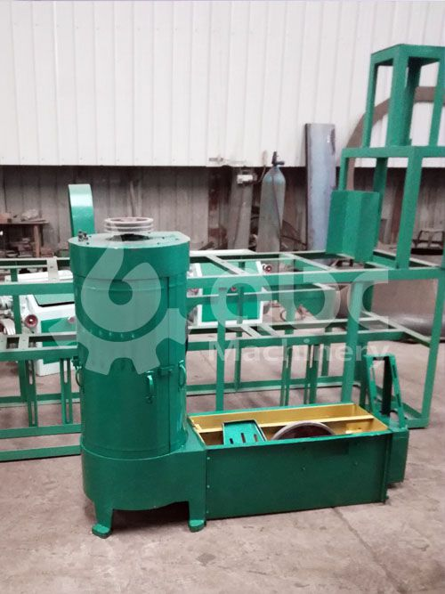 wheat washing machine for small wheat processing factory