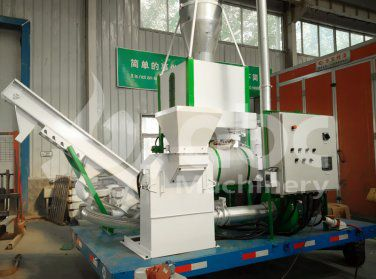 Wood Pelletising Machine Plant Manufactured and Exported to South Africa